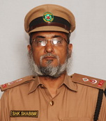 Shk. <b>Shabbir Hussain</b> Shk. Sajjad Hussain Sadriwala Secretary - shabbir-sadri