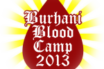 Burhani Blood Camp Logo