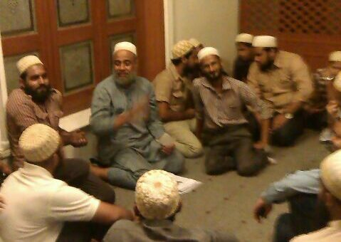 Meeting at Essa Masjid
