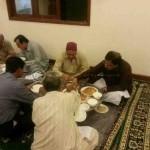 OTHER POLITICIANS HAVING DINNER