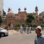 Adam masjid Surounding and Security at Zohar Namaz