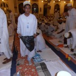 Members Doing nazafat Duty after Iftari