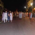 Road Crossing at Tayabyah Jamat Khana