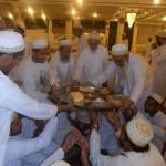 19th Ramzan Aqa Molla TUS Niaz, Serving Thaal