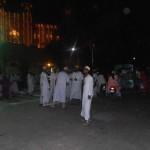 Member's Group Alternate Hour Perform Duty at Lailatul Qadar.