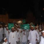 Procession for Moharram Waaz Azam at Adam Masjid