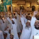 Mumineen of Adam Mohallah Arise Loud Voice Slogan of Labaik Ya Dai Allah