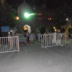 Guards Member at Main Gate Adam Masjid