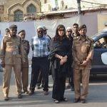 Deputy Speaker Sindh Madam Shela Qureshi visited Ashura Medical Camp