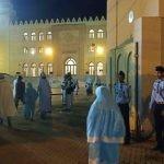 Husami Masjid Main Gate